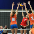 Volleyball game - Stockfoto