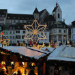 Christmas market — Stock Photo