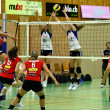 Volleyball game — Foto de Stock