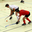 Indoor Hockey - Foto de Stock