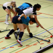 Stock Photo: Indoor Hockey