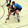 Indoor Hockey — Stock Photo