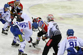 Ice Hockey game — Stock Photo