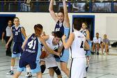 Basketball-Spiel — Stockfoto