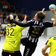 Stock Photo: Handball game