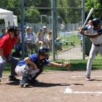 Baseball game — Stock Photo #17689837