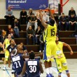 Basketbalspel — Stockfoto