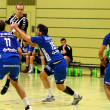 Handball game — Foto Stock
