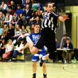 Handbal spel — Stockfoto #18006817