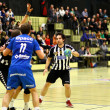 Handbal spel — Stockfoto #18035327