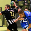 Handbal spel — Stockfoto #18035407