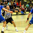 Handbal spel — Stockfoto #18035409