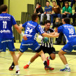 Handbal spel — Stockfoto #18160347