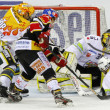 Ice Hockey game - Stockfoto