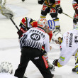 Ice Hockey game — Foto Stock