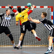 Handball game - Photo