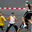 Handball game — Photo