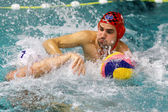 Mens Water Polo — Stock Photo