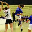 Handball game — Stock fotografie