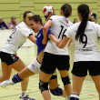 Handball game — Stockfoto