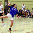 Handball game — Foto de Stock