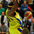 Basketball game — Stockfoto