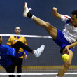 SepakTakraw - Stockfoto