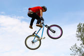 Mountainbike — Foto Stock