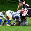 Rugby game — Foto de Stock