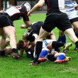 Rugby game — Photo