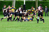 Rugby game — Stock Photo