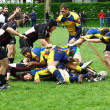 Rugby match — Photo