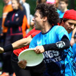 Ultimate Frisbee 2013 — Stockfoto