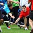 Stock Photo: Ultimate Frisbee 2013