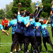 Ultimate Frisbee 2013 — Stock Photo