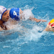 Stock Photo: Mens Water Polo