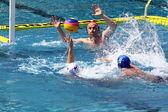 Mens Water Polo — Stock Photo