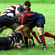 Rugby match — Stockfoto