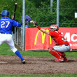 Baseball — Stock fotografie