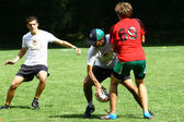 Touch Rugby Swiss Cup — Stock Photo