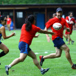 Touch Rugby Swiss Cup — Foto Stock