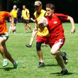 Touch Rugby Swiss Cup — Stockfoto
