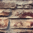 Rugged wall surface texture — Stock Photo