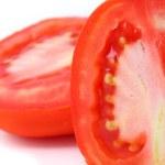 Tomato close up. — Stock Photo #12051592