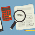 Job Search — Stock Vector