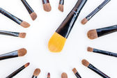 Make up set — Stockfoto