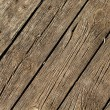 Stock Photo: Textured Slanted Wood Plank Background