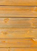 Wall of the barn — Stock Photo