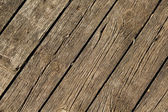Textured Slanted Wood Plank Background — Stock Photo