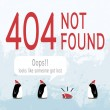 404 Error — Stock Photo #16224127